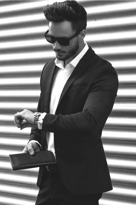 Coafuri de afaceri pentru bărbați